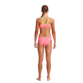 Funkita Criss Cross Two Piece Bikini Meisjes, sweet venom